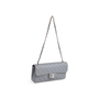 Authentic Second Hand Chanel Caviar East West Flap (PSS-990-00108) - Thumbnail 4