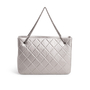 Authentic Second Hand Chanel Reissue 2.55 Shopping Tote (PSS-990-00109) - Thumbnail 2