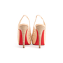 Authentic Second Hand Christian Louboutin Griff Slingbacks (PSS-A09-00012) - Thumbnail 2