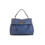 Authentic Second Hand Yves Saint Laurent Muse 2 Ostrich Tote  (PSS-088-00308) - Thumbnail 0