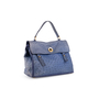 Authentic Second Hand Yves Saint Laurent Muse 2 Ostrich Tote  (PSS-088-00308) - Thumbnail 1
