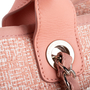 Authentic Second Hand Chanel Deauville Canvas Tote (PSS-097-00868) - Thumbnail 5