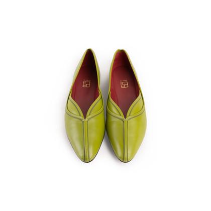 Authentic Second Hand Shang Xia Satis-Feet Ballerina Flats (PSS-990-00124)