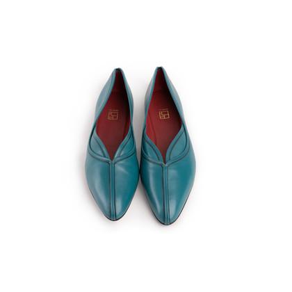 Authentic Second Hand Shang Xia Satis-Feet Ballerina Flats (PSS-990-00125)