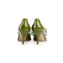 Authentic Second Hand Valentino Bow Patent Pumps (PSS-990-00134) - Thumbnail 2