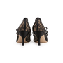 Authentic Second Hand Valentino Lace Bow Pumps (PSS-990-00137) - Thumbnail 2