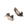 Authentic Second Hand Valentino Lace Bow Pumps (PSS-990-00137) - Thumbnail 5