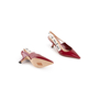 Authentic Second Hand Christian Dior J'Adior Patent Slingback Pumps (PSS-990-00140) - Thumbnail 5