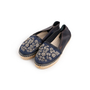 Authentic Second Hand Christian Dior Riveria Embellished Espadrilles (PSS-990-00142) - Thumbnail 3
