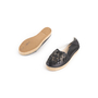 Authentic Second Hand Christian Dior Laser Cut Flore Espadrilles (PSS-990-00143) - Thumbnail 4