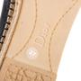 Authentic Second Hand Christian Dior Laser Cut Flore Espadrilles (PSS-990-00143) - Thumbnail 6