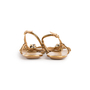 Authentic Second Hand Gucci Tiger Head Chain Sandals (PSS-990-00150) - Thumbnail 2