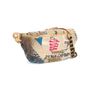 Authentic Second Hand Chanel Graffiti Printed Waist Bag (PSS-097-00856) - Thumbnail 1