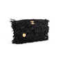Authentic Second Hand Chanel Tweed Foldover Clutch (PSS-097-00857) - Thumbnail 1