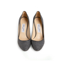 Authentic Second Hand Jimmy Choo Wool Gilbert Pumps (PSS-097-00863) - Thumbnail 0