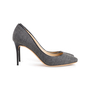 Authentic Second Hand Jimmy Choo Wool Gilbert Pumps (PSS-097-00863) - Thumbnail 1