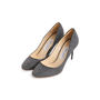 Authentic Second Hand Jimmy Choo Wool Gilbert Pumps (PSS-097-00863) - Thumbnail 3