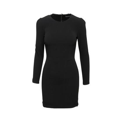 Authentic Second Hand Dolce & Gabbana Long Sleeve Sheath Dress (PSS-313-00070)