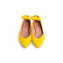 Authentic Second Hand RED Valentino Ribbon Detail Flats (PSS-A12-00006) - Thumbnail 0