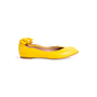 Authentic Second Hand RED Valentino Ribbon Detail Flats (PSS-A12-00006) - Thumbnail 1
