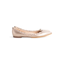 Authentic Second Hand Valentino Rockstud Flats (PSS-A12-00007) - Thumbnail 1