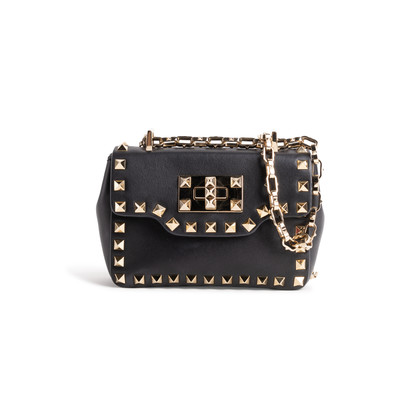 Authentic Second Hand Valentino Rockstud Mini Bag (PSS-A12-00008)