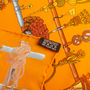 Authentic Second Hand Hermès Passementerie Scarf (PSS-A12-00017) - Thumbnail 4