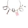 Authentic Second Hand Christian Dior Logo Charm Bracelet (PSS-A12-00019) - Thumbnail 2