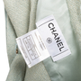 Authentic Second Hand Chanel Lightweight Tweed Jacket Blouse (PSS-990-00168) - Thumbnail 2