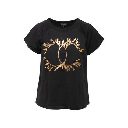 Authentic Second Hand Chanel Paris-Greece T-Shirt (PSS-990-00169)