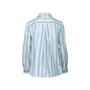 Authentic Second Hand Hermès Pattern Stripe Silk Shirt (PSS-990-00191) - Thumbnail 1