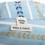 Authentic Second Hand Hermès Pattern Stripe Silk Shirt (PSS-990-00191) - Thumbnail 2