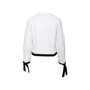 Authentic Second Hand Chanel Bow Detail Coco Blouse (PSS-990-00180) - Thumbnail 1