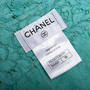 Authentic Second Hand Chanel Lace Sleeveless Blouse (PSS-990-00201) - Thumbnail 2