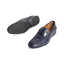 Authentic Second Hand Salvatore Ferragamo Men's Leather Loafers (PSS-604-00002) - Thumbnail 4