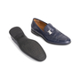 Authentic Second Hand Salvatore Ferragamo Men's Leather Loafers (PSS-604-00002) - Thumbnail 5