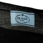 Authentic Second Hand Prada Short Sleeve Virgin Wool Sweater (PSS-990-00203) - Thumbnail 2