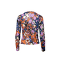 Authentic Second Hand Bottega Veneta Abstract Cashmere Silk Blend Cardigan (PSS-990-00212) - Thumbnail 1
