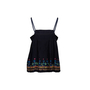 Authentic Second Hand Sacai Pleated Print Top (PSS-990-00218) - Thumbnail 1