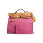 Authentic Second Hand Hermès Herbag Zip MM (PSS-292-00015) - Thumbnail 0