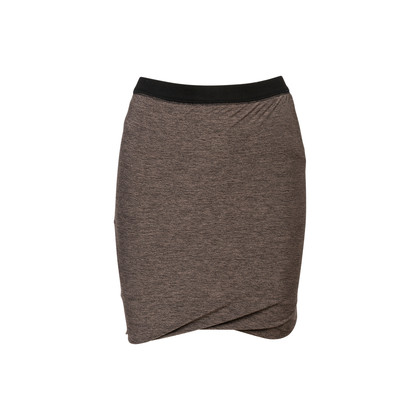 Authentic Second Hand T by Alexander Wang Draped Bandage Mini Skirt (PSS-132-00173)