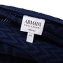 Authentic Second Hand Armani Collezioni Textured Top (PSS-956-00066) - Thumbnail 2