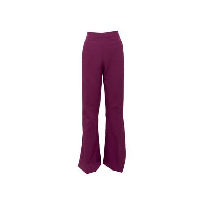 Authentic Second Hand Safiyaa Halluana Flared Pants (PSS-356-00235)