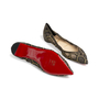 Authentic Second Hand Christian Louboutin Neoflat Mesh Flats (PSS-990-00260) - Thumbnail 5