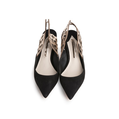 Authentic Second Hand Sophia Webster Angelo Slingback Pumps (PSS-990-00261)