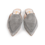 Authentic Second Hand Nicholas Kirkwood Beya Suede Slippers (PSS-990-00278) - Thumbnail 0