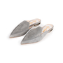 Authentic Second Hand Nicholas Kirkwood Beya Suede Slippers (PSS-990-00278) - Thumbnail 3