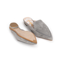 Authentic Second Hand Nicholas Kirkwood Beya Suede Slippers (PSS-990-00278) - Thumbnail 5