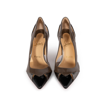 Authentic Second Hand Christian Louboutin Galata 70 Pumps (PSS-990-00286)