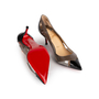 Authentic Second Hand Christian Louboutin Galata 70 Pumps (PSS-990-00286) - Thumbnail 4